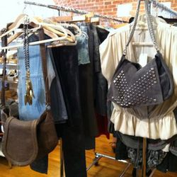 Iro bags and clothes