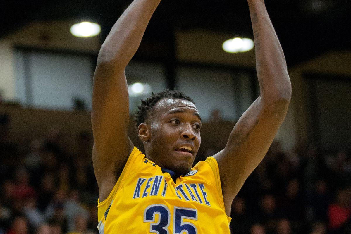 NCAA BASKETBALL: FEB 06 Toledo at Kent State