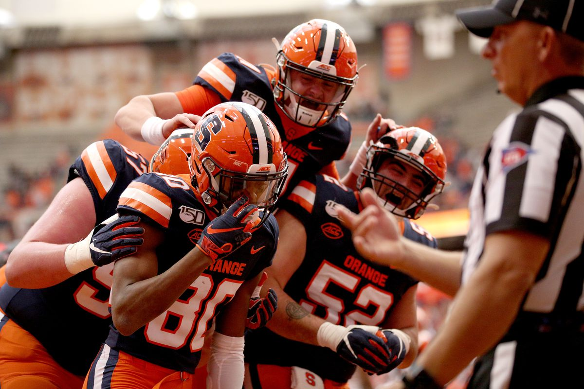 Syracuse Football Schedule News Troy Nunes Is An Absolute Magician