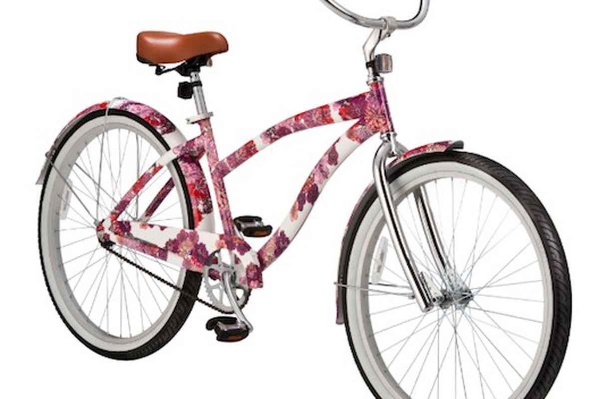 <b>Liberty of London</b> for Target bike, $199.99