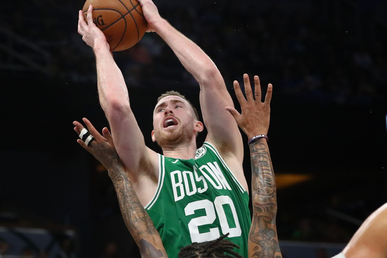 Great team effort for third straight win: 10 Takeaways from Celtics/Magic