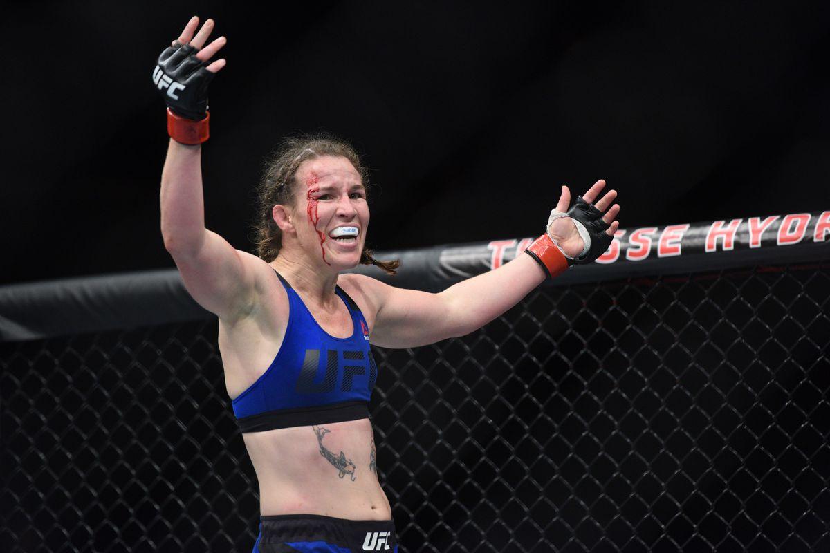 MMA: UFC Fight Night-Smith vs Lemos
