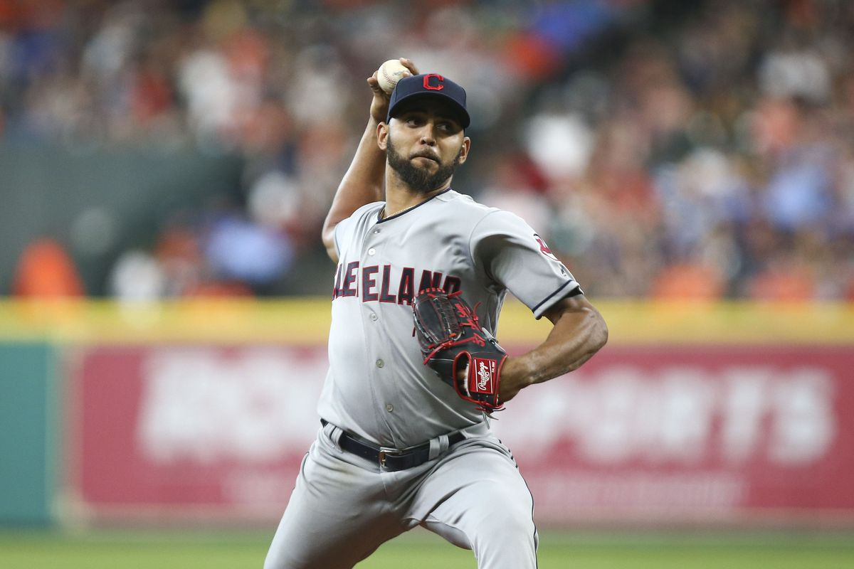 48cd08a4e10a9 Danny Salazar set to return to Indians - Let s Go Tribe