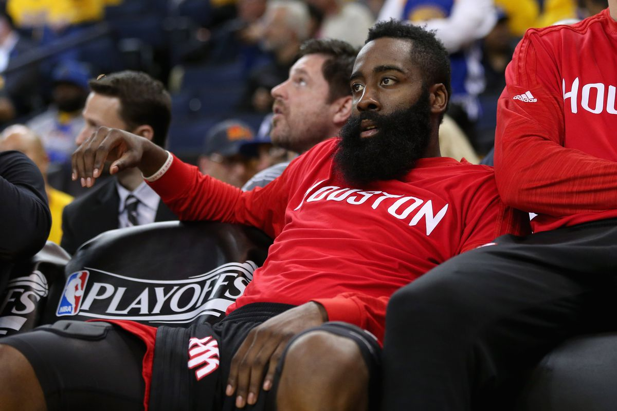 6d8c7ce75769 The Internet is covering the Moses Malone Jr.-James Harden beef all wrong
