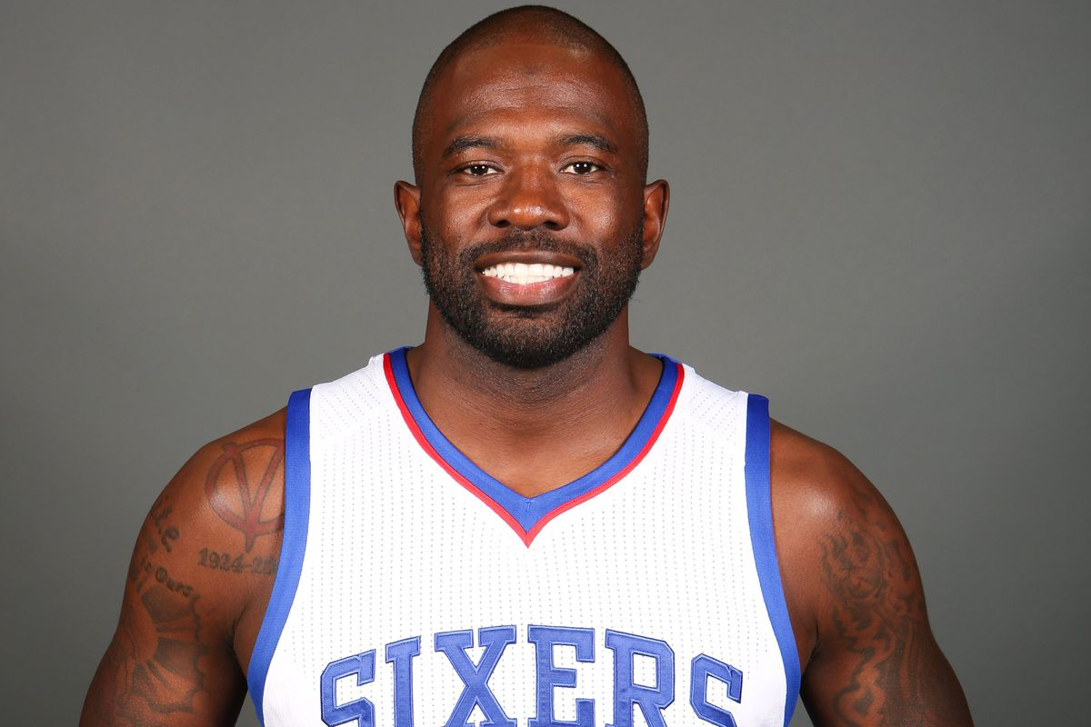 This may be one of the few times you see Jason Richardson in a uniform this season. Savor it.