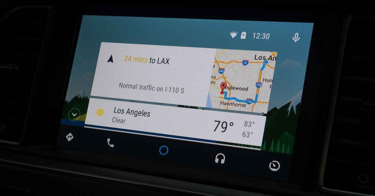 Google is re-adding a Calendar app to Android Auto so you can see how to get to your next appointment