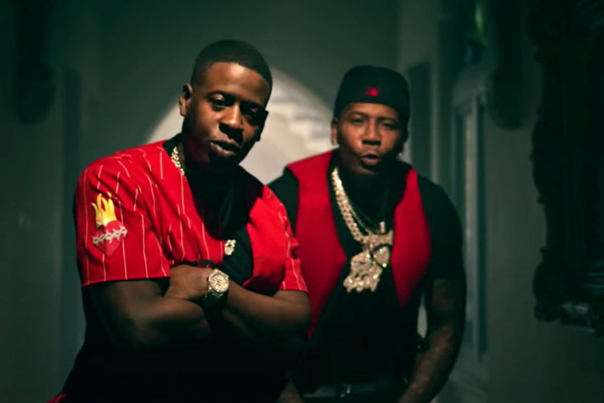 Blac Youngsta and Moneybagg Yo