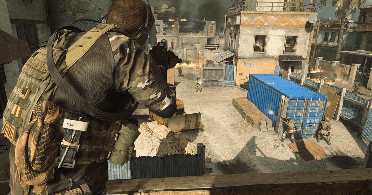 زادت ملاحظات التصحيح لـ Call of Duty: Warzone للموسم الثالث من سعر التحميل 1