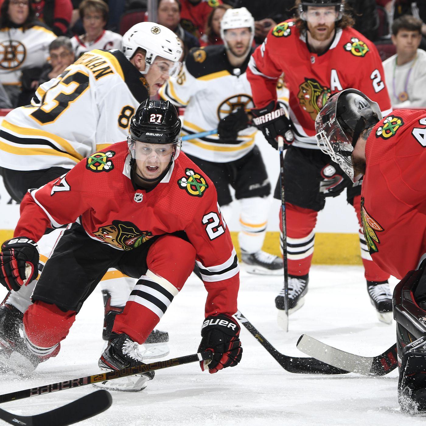 Blackhawks Vs Bruins Nhl 2020 Score Recap Stats Highlights Second City Hockey