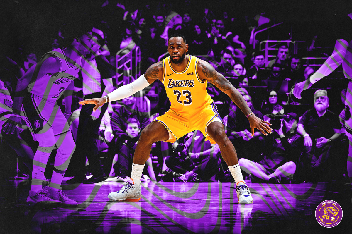 Image result for lakers defense