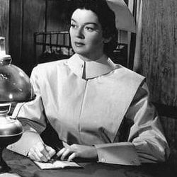 """Rosalind Russell stars as """"Sister Kenny"""" (1946), a real-life Australian nurse who came up with a treatment for polio. The film is now on DVD for the first time."""