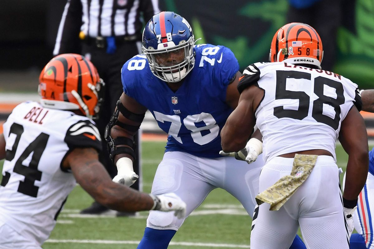 Giants' Andrew Thomas named 2021 breakout candidate by PFF - Big Blue View