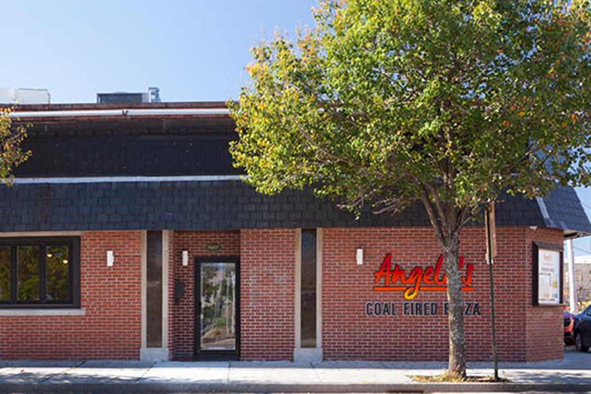 Angelo's Coal-Fired Pizza, Quincy Center