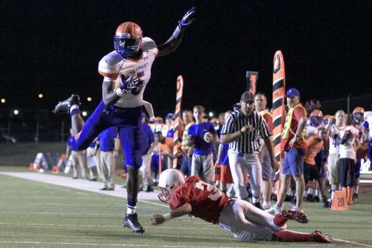 Hillcrest (MO) & WR Dorial Green-Beckham opened their season with a dominating performance.