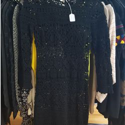 Isabel Marant dress, $400. Luckily for shoppers, one of A List's clients is a major Marant superfan.