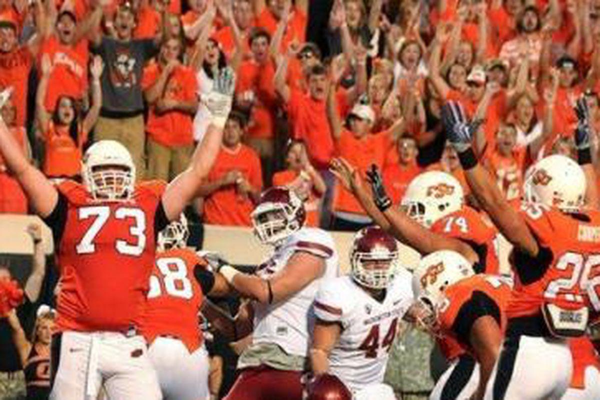 2011 Big 12 Football