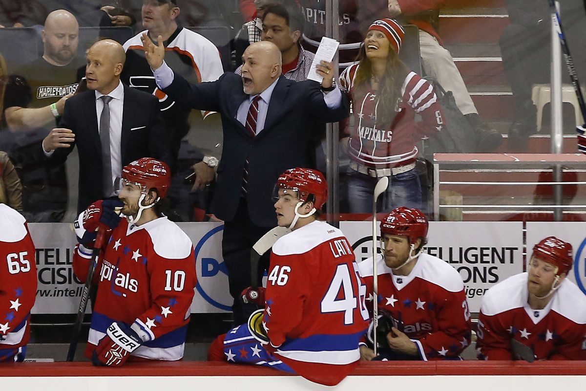 The Capitals didn't win their only game before the ASG, but they'll be fine.  Really. They will be.