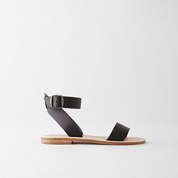 "La Botte Gardiane sandals, <a href=""http://www.stevenalan.com/8888113382.html"">$129</a> (was $185)"