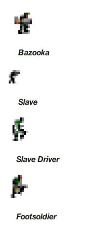 slave driver units