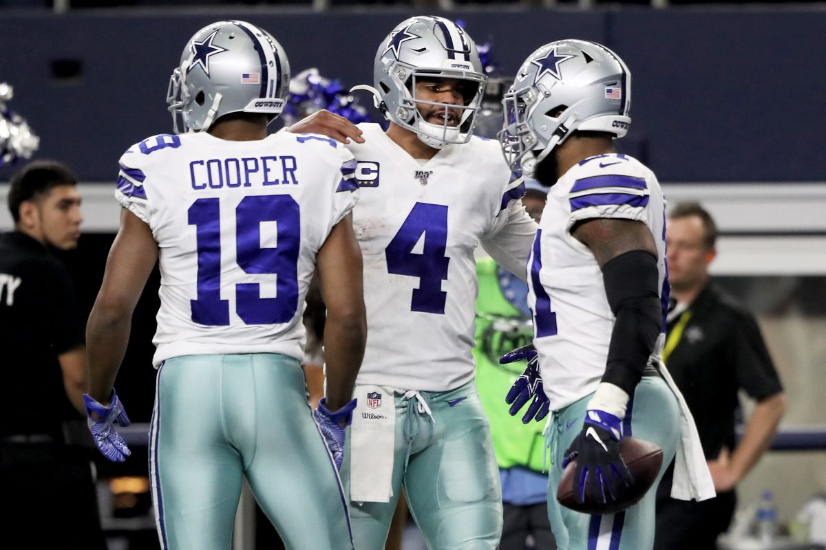 Cbs Sports Writer Ranks Cowboys Set Of Triplets Among The Elite Of The Nfl Blogging The Boys
