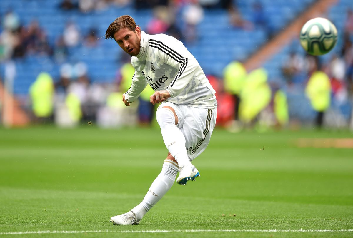 Sergio Ramos - Real Madrid CF - Champions League