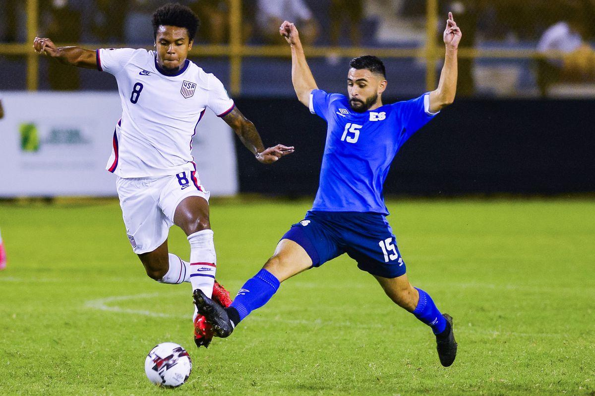 El Salvador v United State - CONCACAF Qualifiers for Qatar 2022