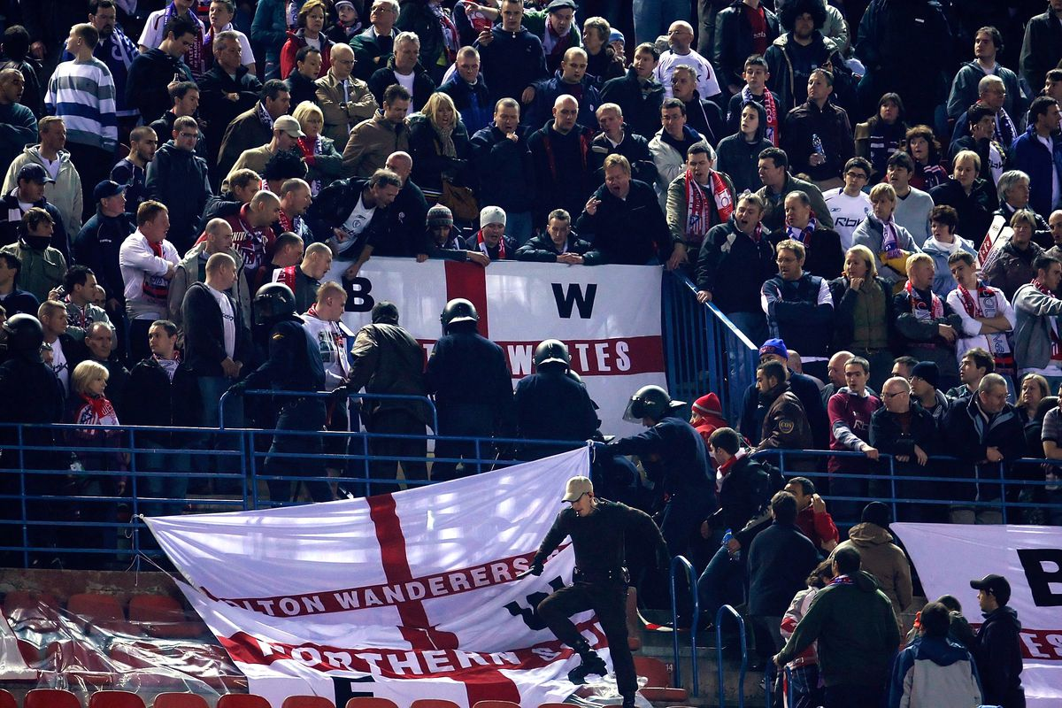 Atletico Madrid v Bolton Wanderers - UEFA Cup