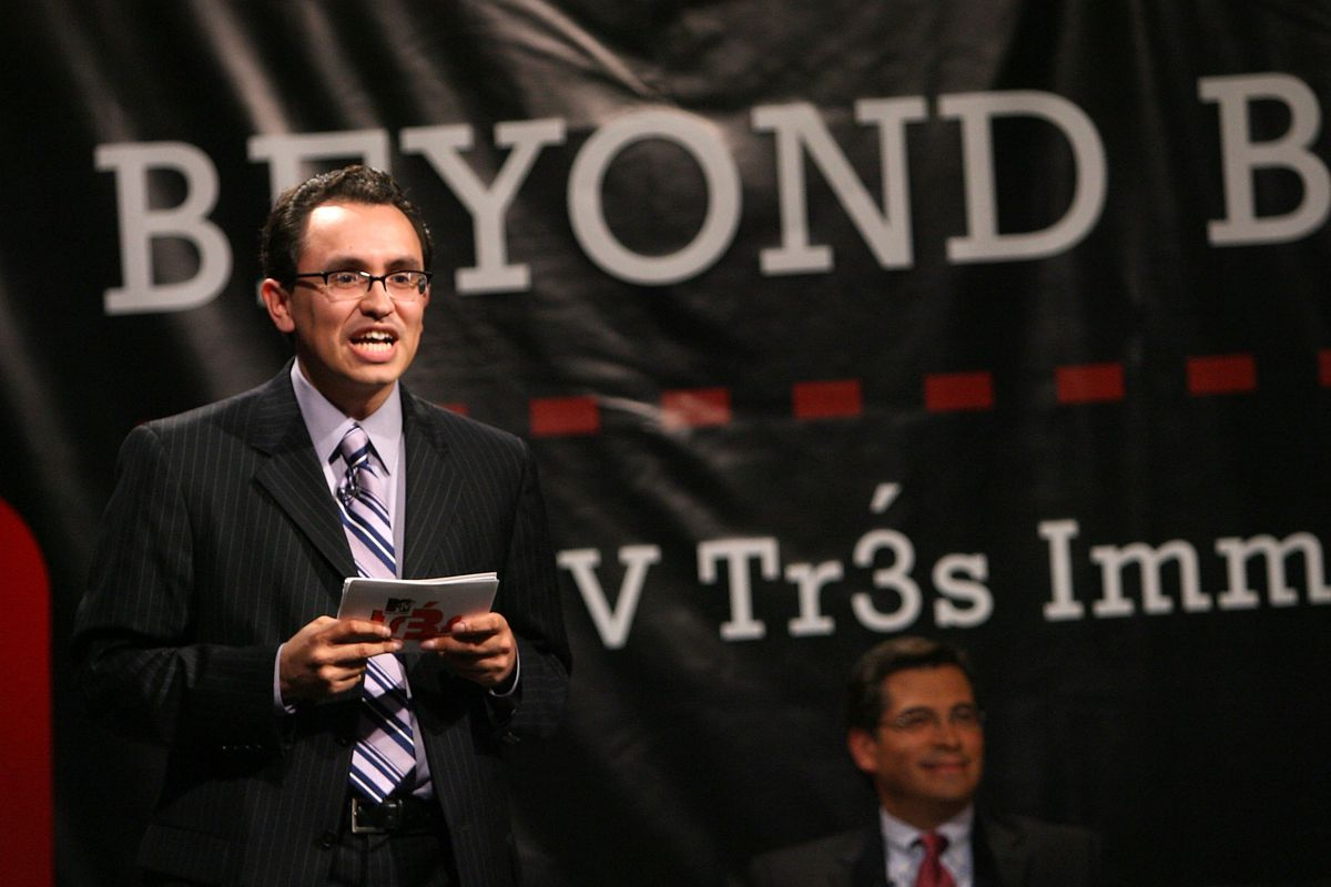 Beyond Borders: An MTV Tr3s Immigration Forum