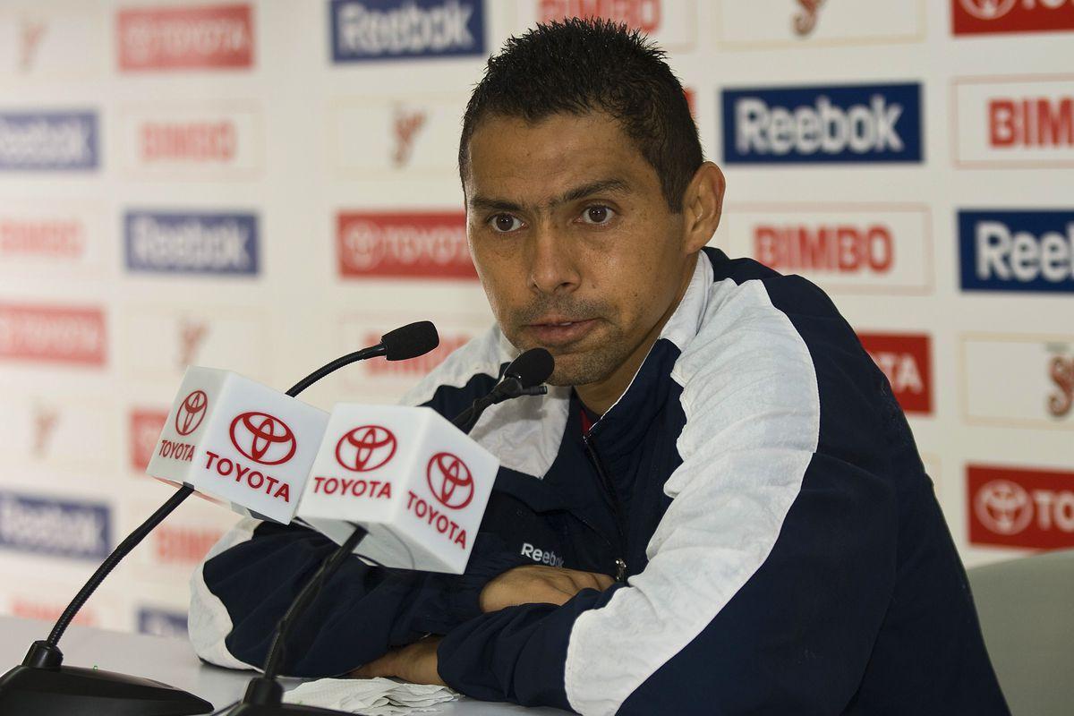 Chivas Training Session