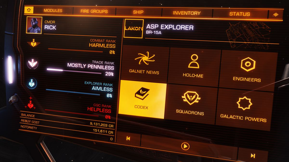 Elite: Dangerous marks improvements in this year's biggest