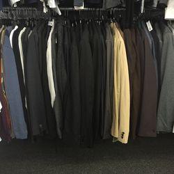 Blazers, vests, and zip-up sweatshirts, $100