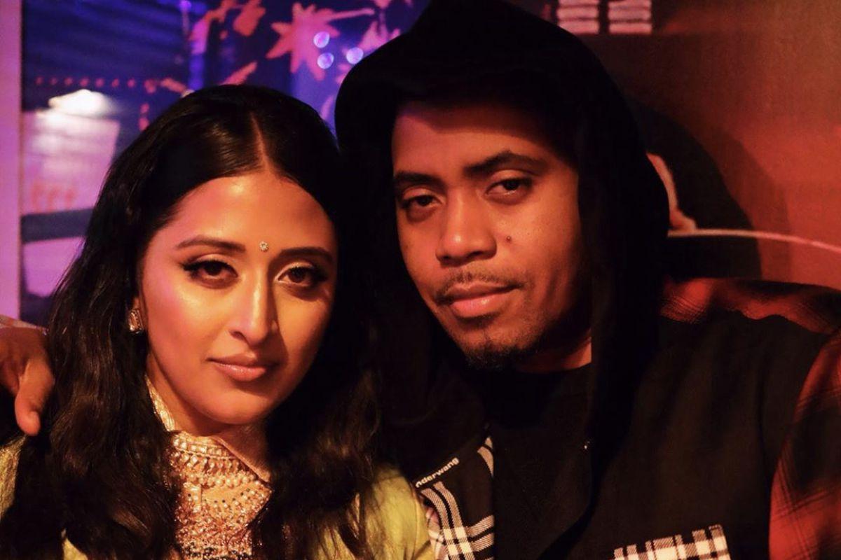 Nas and Raja Kumari