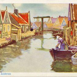 "Zuider Zee postcard via <a href=""http://www.stonehillcollectibles.com/product/1939-heineken-ny-worlds-fair-postcard-zuiderzee-holland#.T9S2fOJYsyA"">Stone Hill Collectibles</a>."