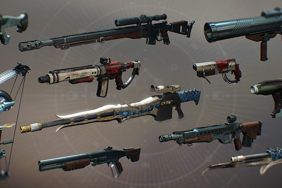 destiny 2�s new loadouts will be highly customizable and