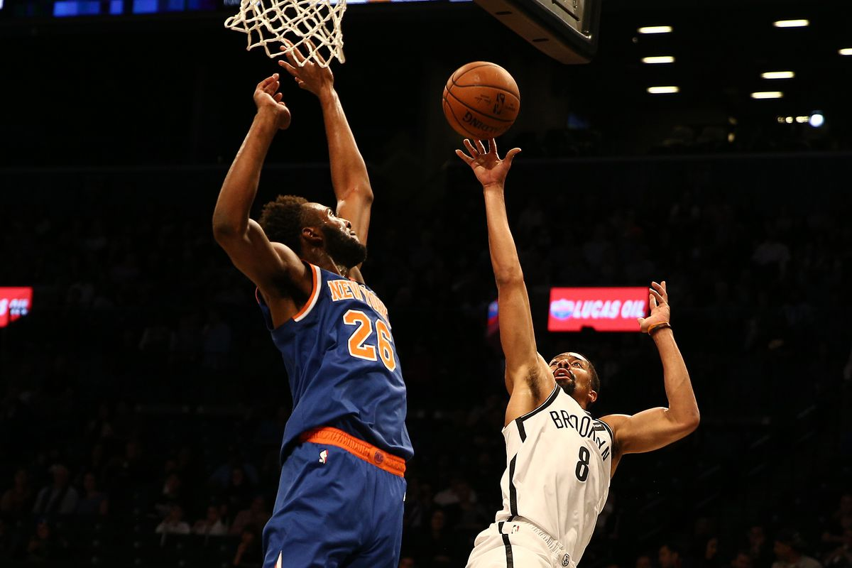 Image result for mitchell robinson usa today