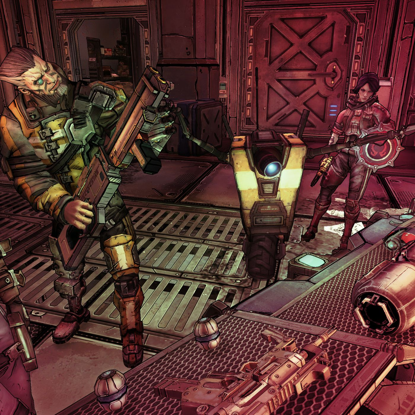 Borderlands: The Pre-Sequel review: in the air | Polygon