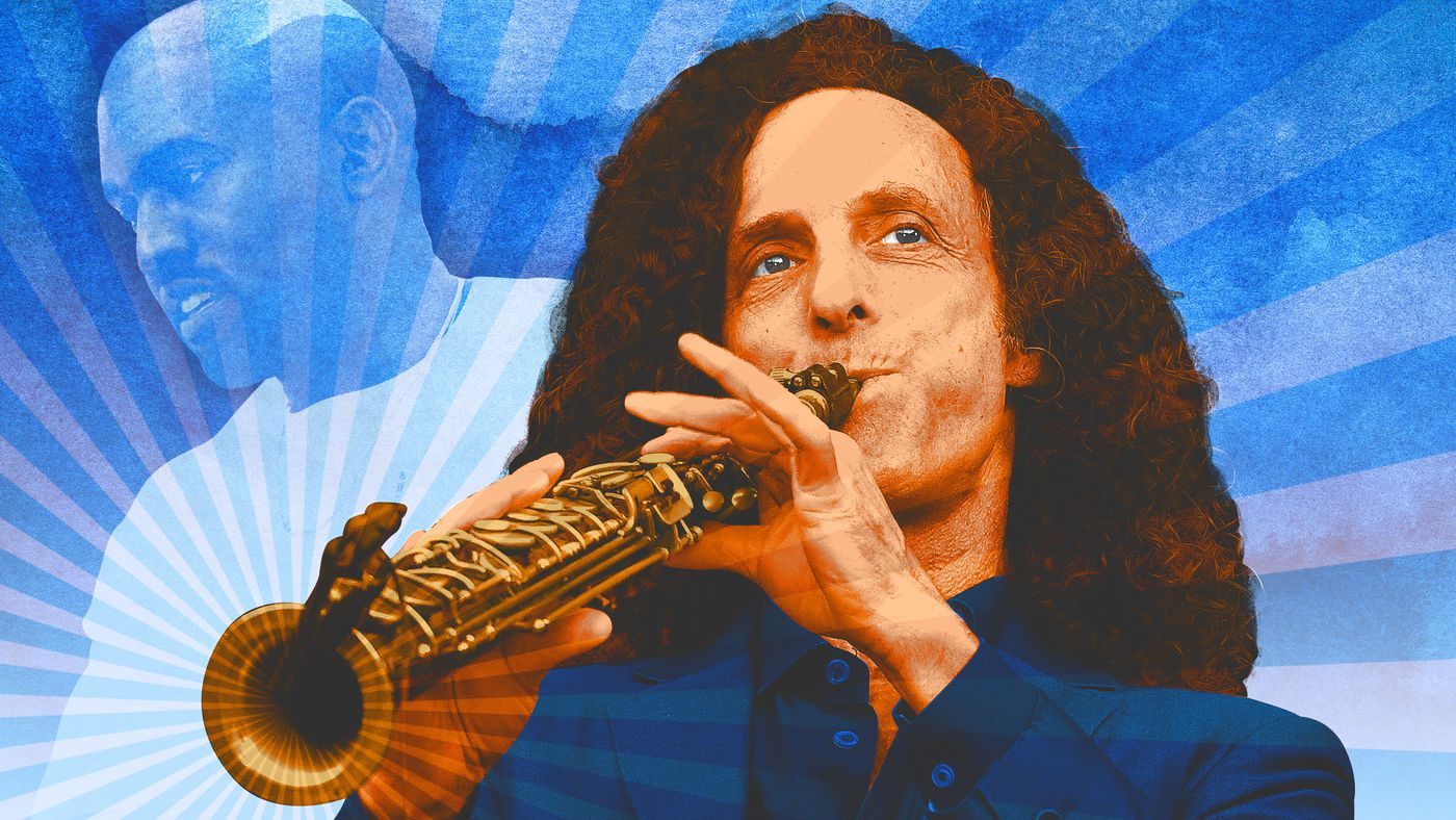 Kenny G's Kanye West Guest Spot Isn't About the LOLs
