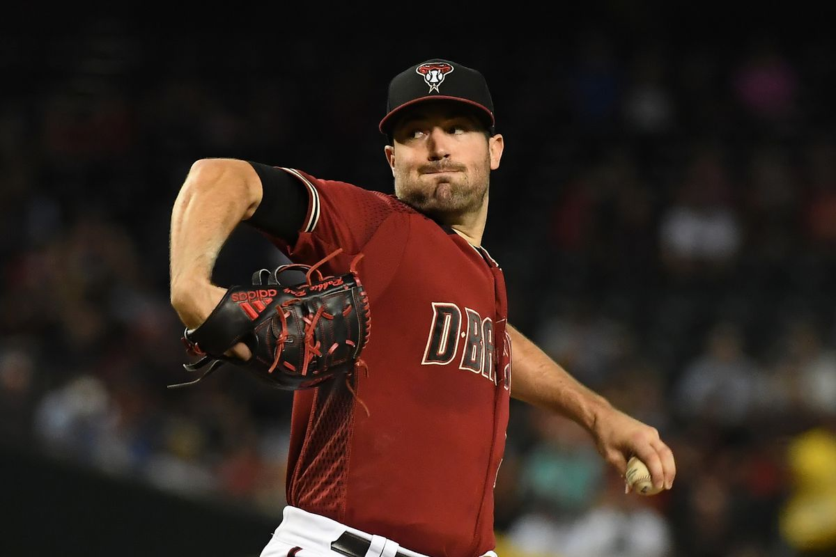 Diamondbacks Pitcher Robbie Ray Takes 108-MPH Line Drive To The Head