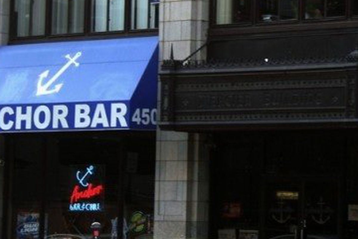 Anchor Bar.