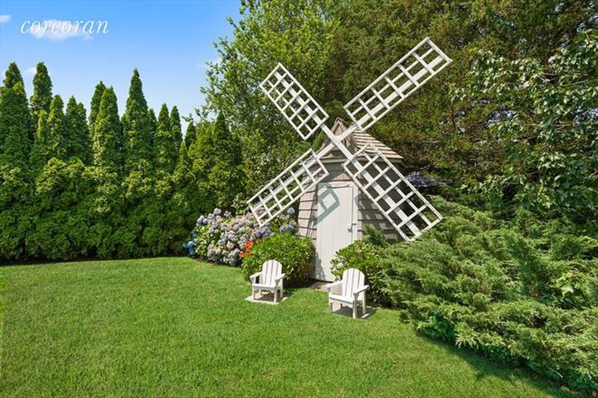 southampton home with windmill shed in the backyard asking 2 3m