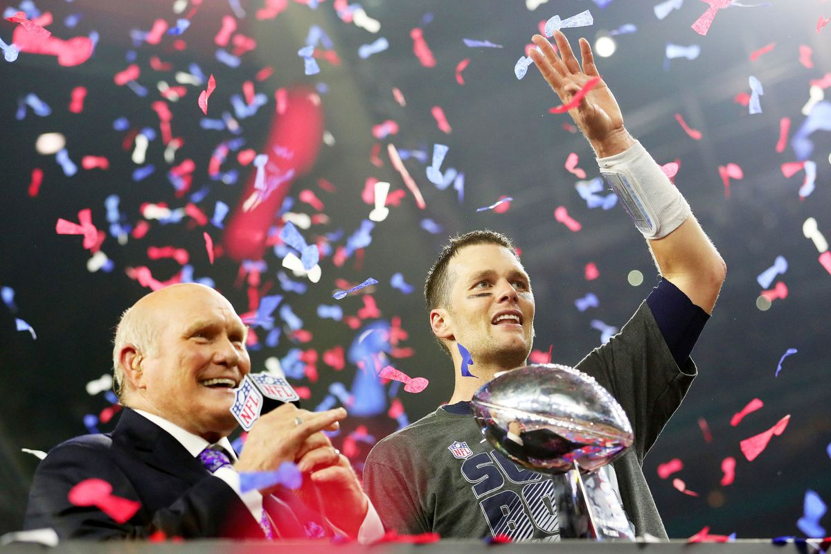 Terry Bradshaw and Tom Brady (GettyImages)