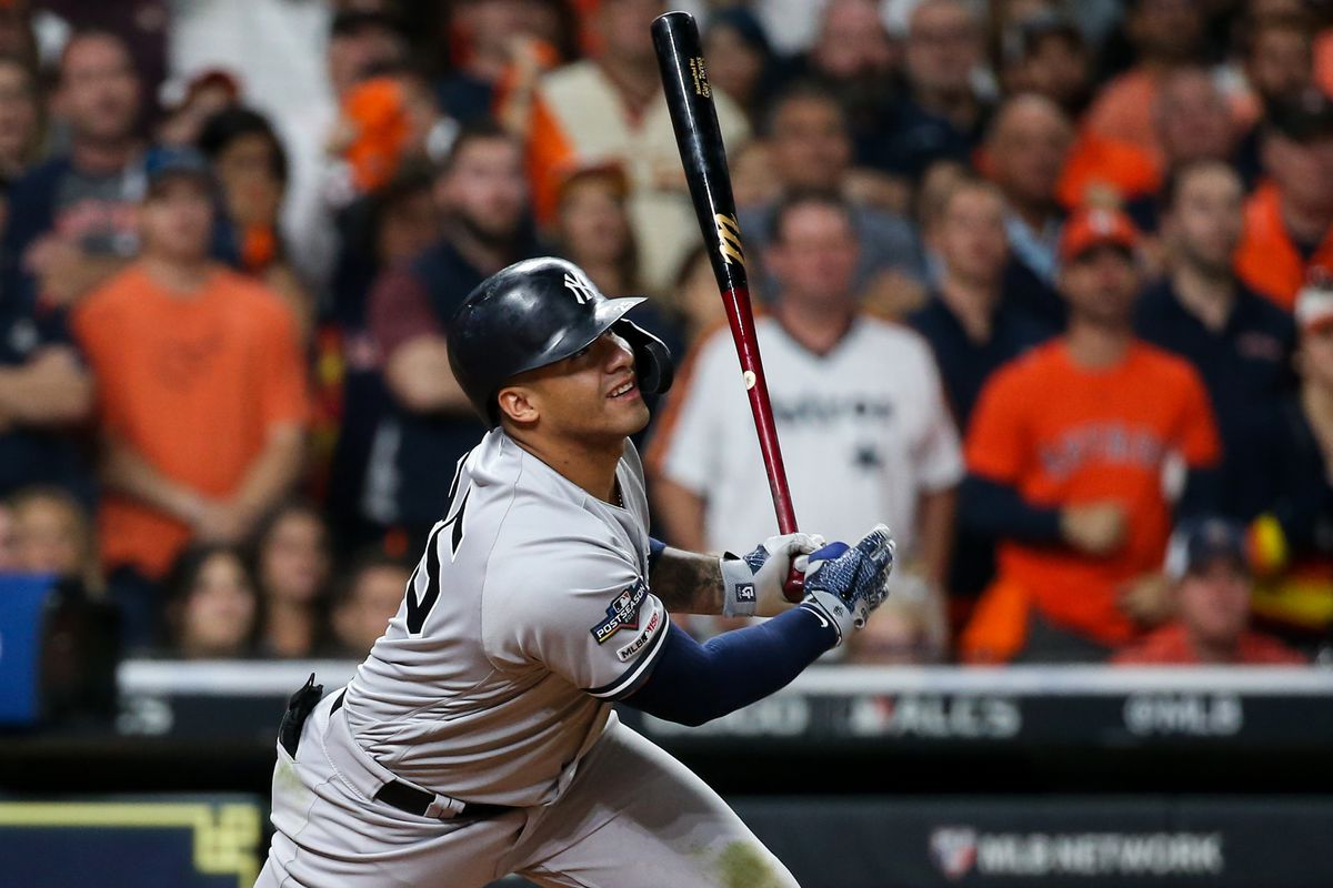 Gleyber Torres has become a truly special player for the Yankees