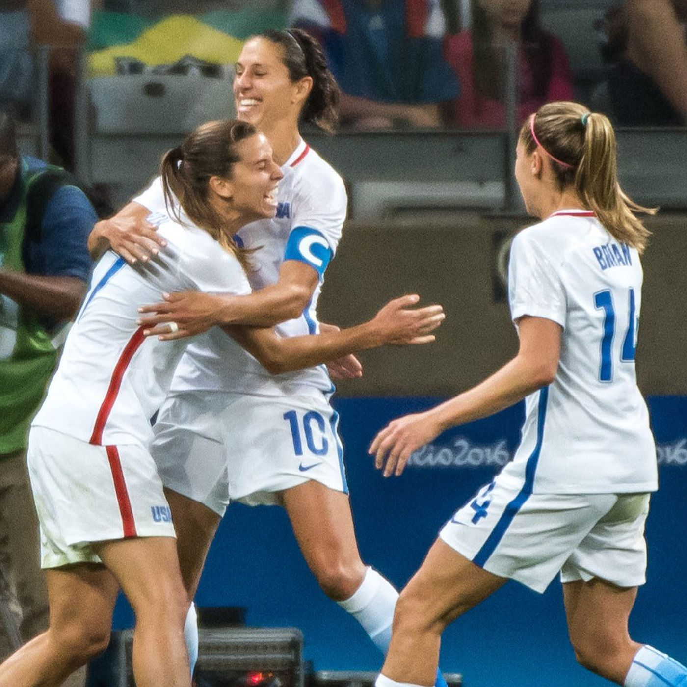 7c74ab1c6a0 Tobin Heath Leads the USWNT s Quest for Olympic Three-Peat - The Ringer