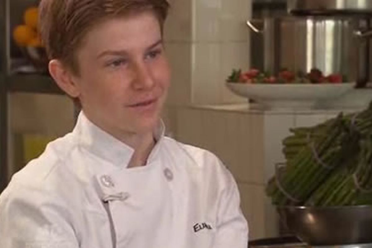 Meet 'One of the Country's Hottest Chefs,' 13 Year Old Flynn
