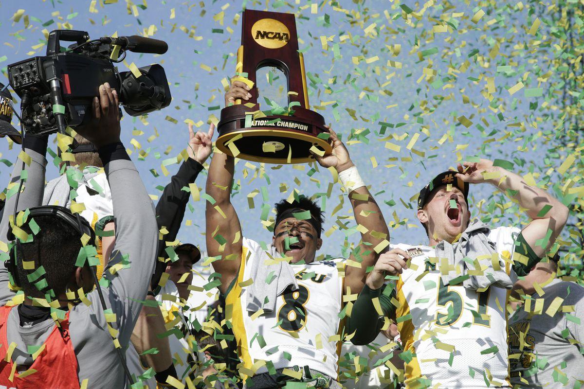 NCAA Football: DI Football Championship