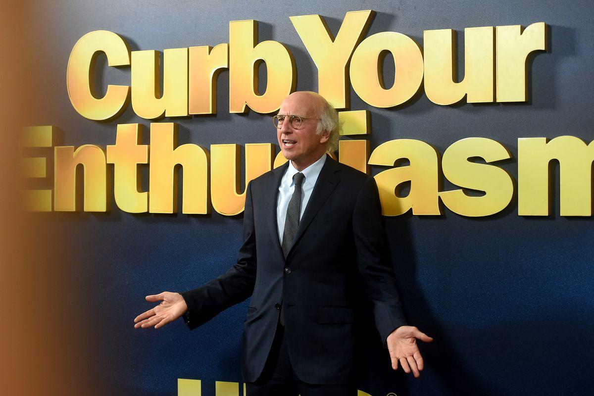 """""""Curb Your Enthusiasm"""" Season 9 Premiere - Arrivals"""