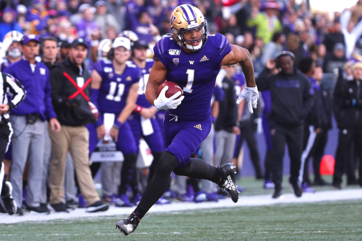 Washington Huskies Tight End Hunter Bryant Declares for NFL Draft