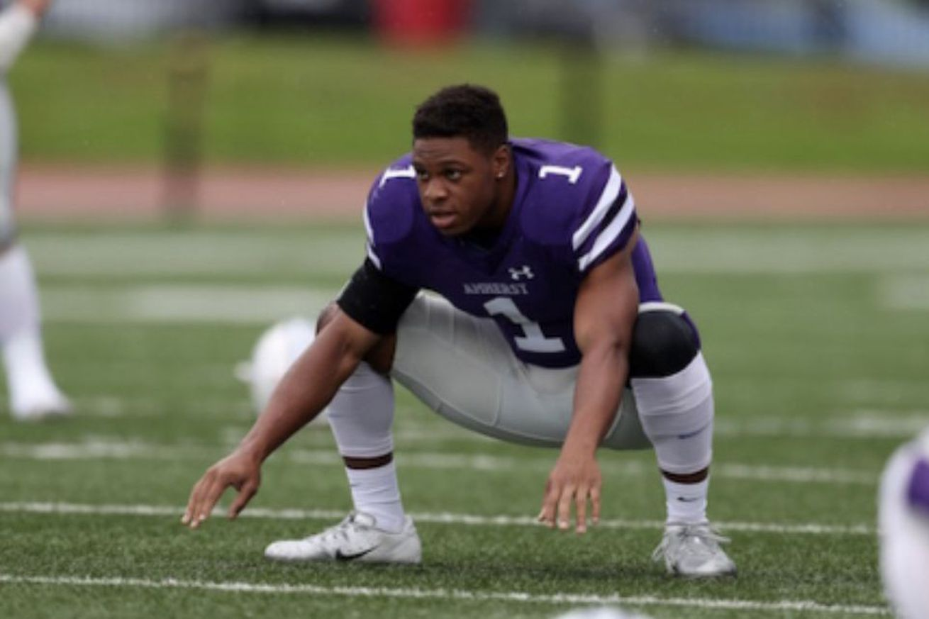 College football player had his best season after coming out as gay