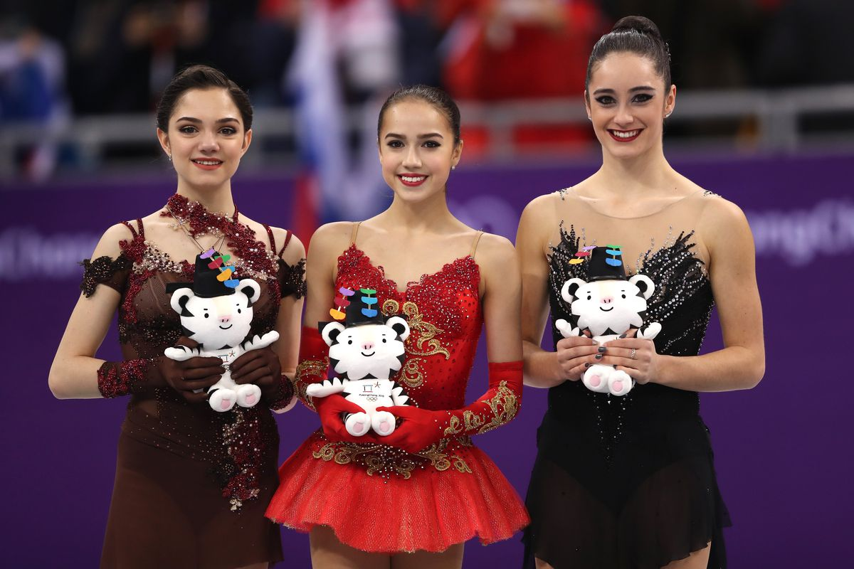 Friendship on ice as skate buddies Medvedeva, Zagitova prepare for war