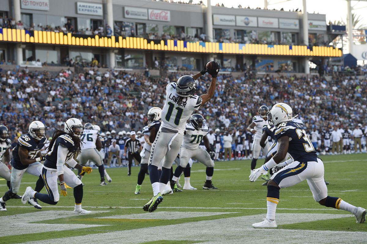 Seattle Seahawks v Los Angeles Chargers